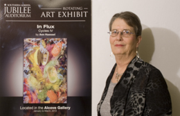 Solo Exhibition at Jubilee Auditorium